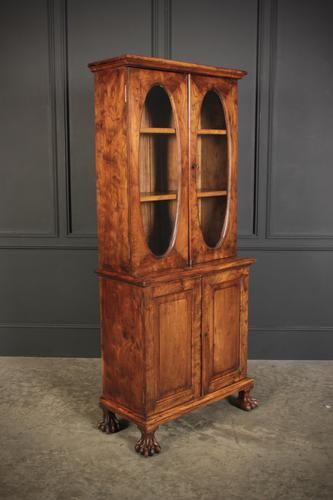 Rare Elm Bookcase (1 of 11)