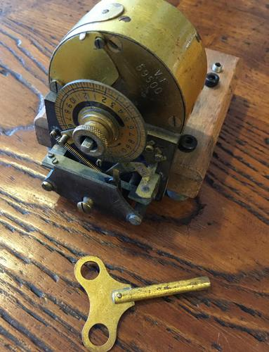 Clockwork Electrical Timing Switch (1 of 5)