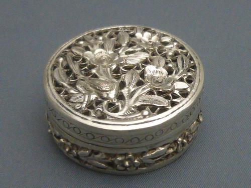 Chinese Silver Potpourri (1 of 6)