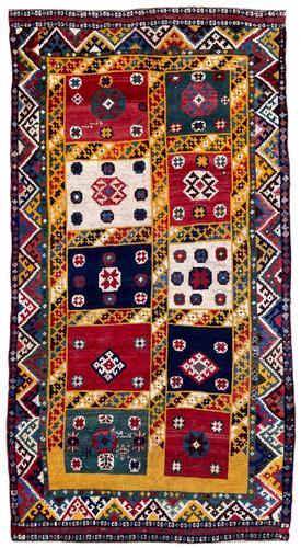 Antique Gabbeh Rug (1 of 14)