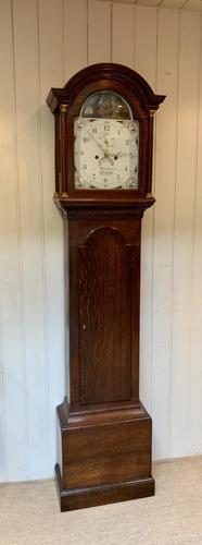 Rocking Ship Longcase Clock (1 of 15)