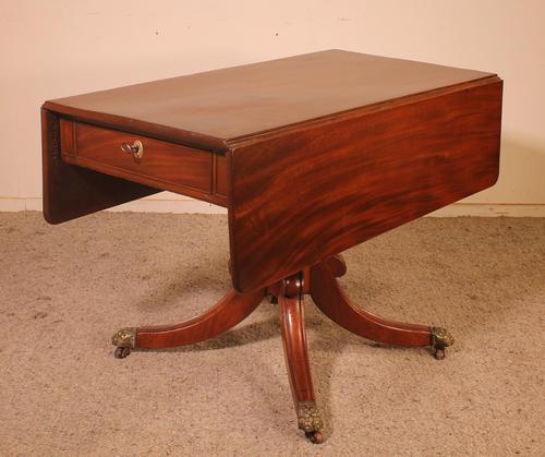 Early 19th Century Pembroke Table in Mahogany (1 of 12)