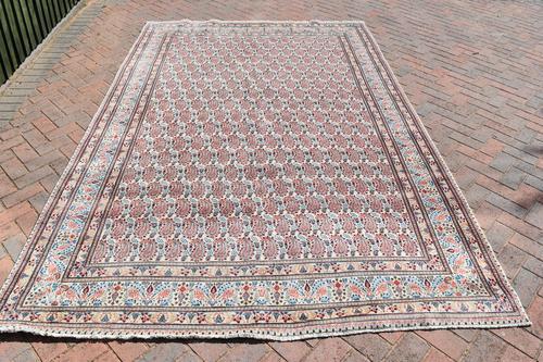 Antique North West Persian Kelleh carpet 477x143cm (1 of 3)