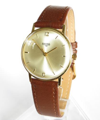 Gents 1970s Ankra 48 Wrist Watch (1 of 5)