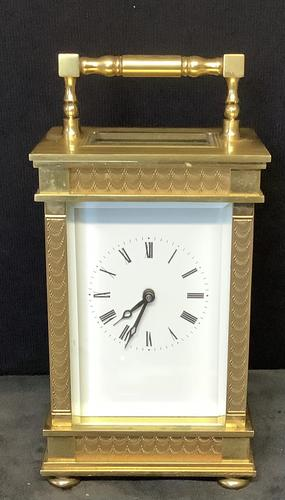 Carriage Clock Timepiece (1 of 7)