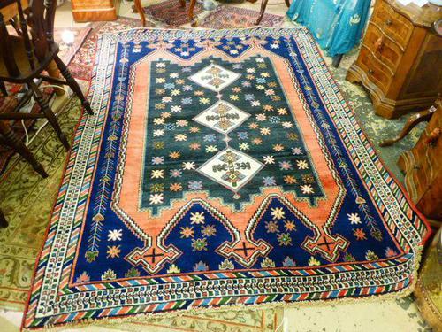 Afshar Persian Rug (1 of 4)