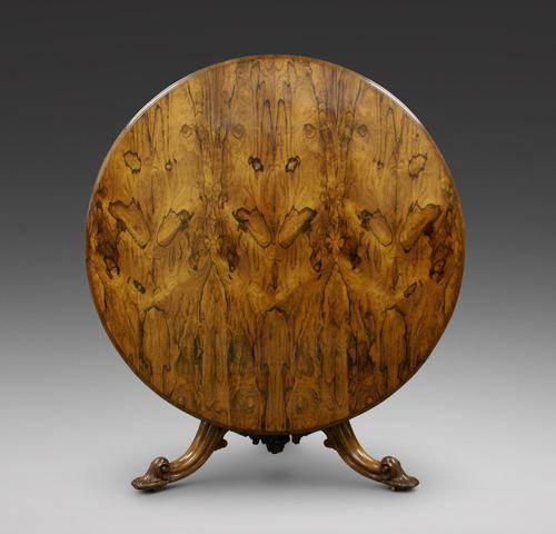 Superb Large Rosewood Centre Table (1 of 5)