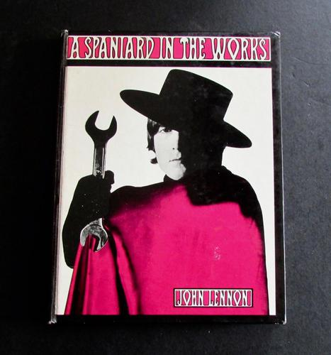 1965   A Spaniard in the Works by John Lennon. 1st Edition (1 of 4)