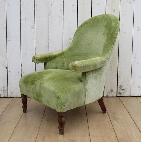 19th Century Antique French Armchair (1 of 9)
