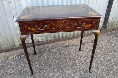 Antique Writing Table (1 of 7)