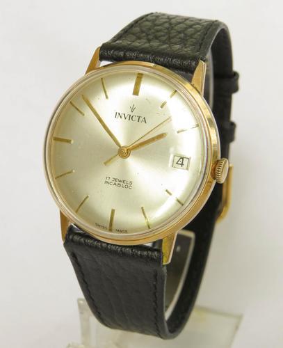 Gents 1960s Invicta Wristwatch (1 of 5)