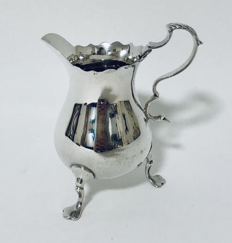 Antique Victorian Solid Silver Milk Jug (1 of 12)