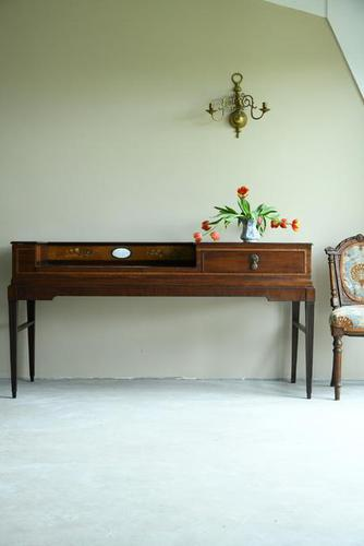 Longman & Broderip Converted Square Piano Table (1 of 13)