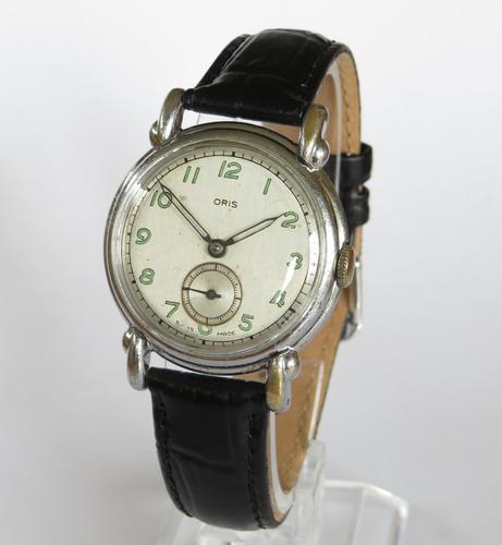 Gents 1950s Oris Wrist Watch (1 of 5)
