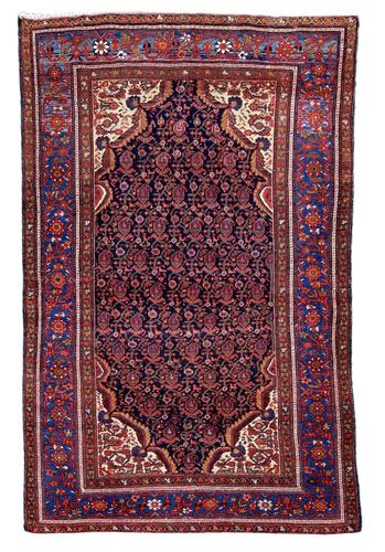 Antique Ferahan Rug (1 of 13)