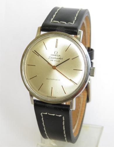 Gents Omega Seamaster De Ville Wrist Watch, 1966 (1 of 5)