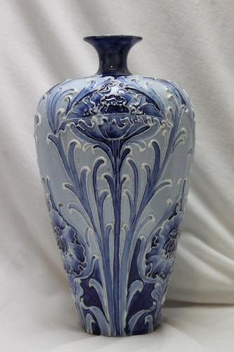 Moorcroft Florian Ware Vase - Poppy Design (1 of 3)