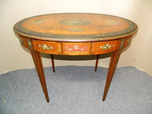 Exhibition Quality  Sheraton Revival Table (1 of 7)