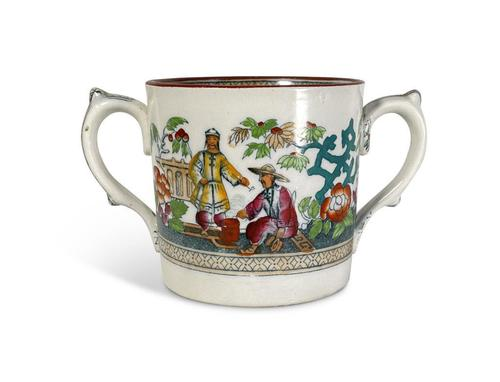 Staffordshire Two-handled Loving Cup (1 of 5)