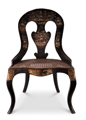 Chinoiserie Chair (1 of 6)