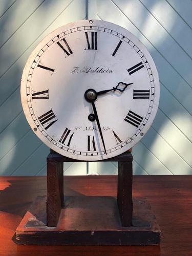 Antique Fusee Clock Movement (1 of 5)