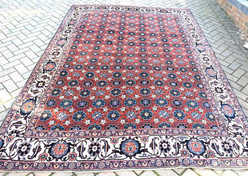 Fine Old Veramin Carpet 300x209cm (1 of 4)