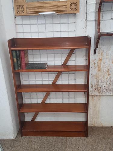 Retro Bookcase (1 of 4)