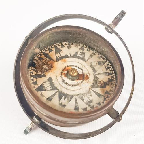 Early 20th Century Ships Compass (1 of 5)