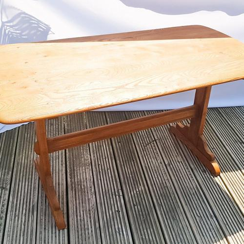 Ercol Refectory Table (1 of 11)