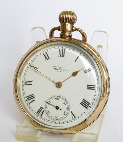 1907 Waltham Pocket Watch (1 of 5)