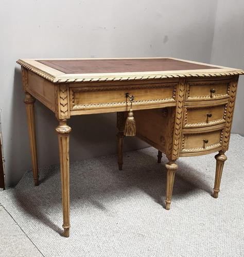 Superb French Original Painted Desk (1 of 15)