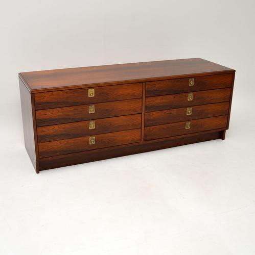 1960's Rosewood Sideboard / Chest by Robert Heritage for Archie Shine (1 of 14)