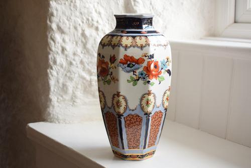 Losol Ware Keeling & Co Burslem Vase (1 of 10)