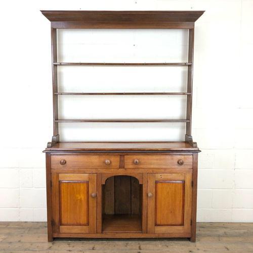 19th Century Oak Kitchen Dresser (1 of 11)