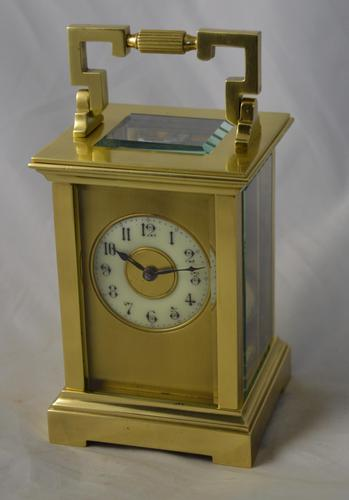 Richard & Co of Paris Striking French Carriage Clock (1 of 6)