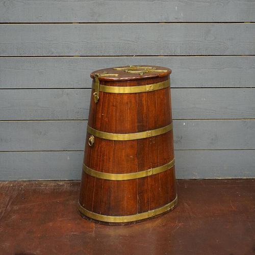 Original 18th Century Ships Salted Beef Barrel (1 of 6)