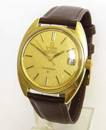 Gents 1970 Omega Constellation Chronometer Watch (1 of 6)