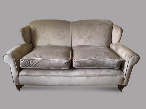 Edwardian Two Seater Sofa (1 of 3)