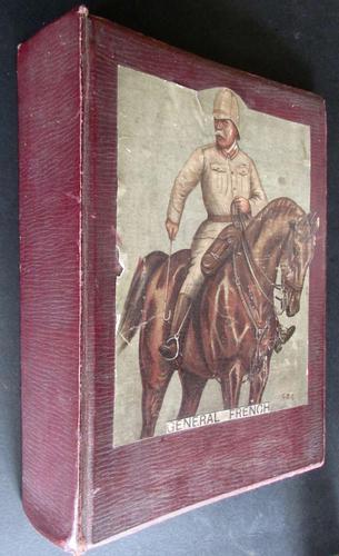 Large Victorian Album of Vanity Fair Spy Prints,  Winston Churchill,  Baden Powell (1 of 5)