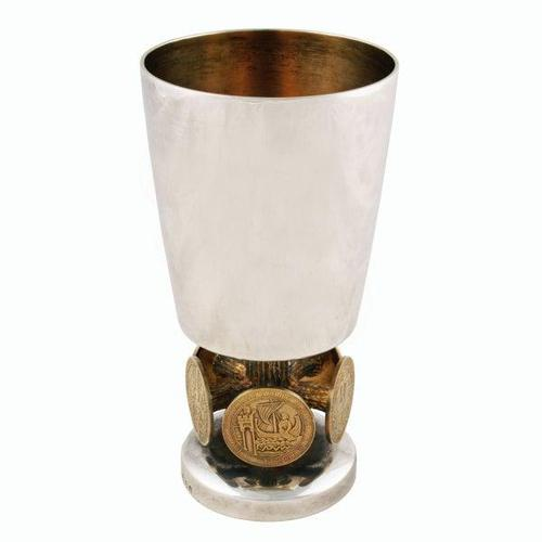 The Bristol 600 Silver Goblet (1 of 5)
