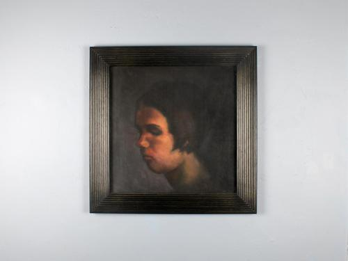 Early 20th Century Pastel Portrait of a Young Girl (1 of 4)