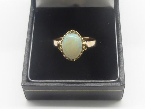 Victorian Gold & Opal Ring (1 of 5)