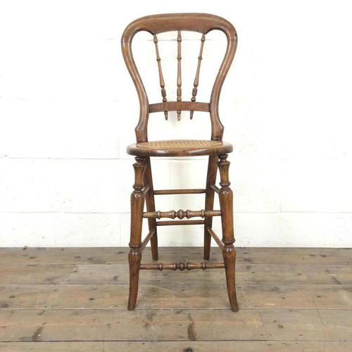 Antique Child's Correctional Chair (m-2215) (1 of 10)