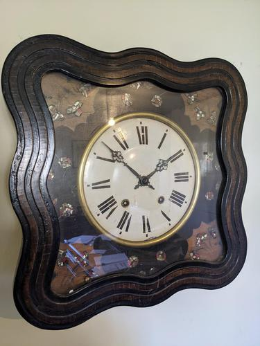 French Wall Clock c.1880 (1 of 4)
