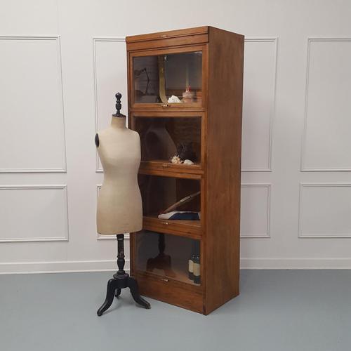 Dudley & Co Shop Haberdashery Cabinet c1930 (1 of 7)