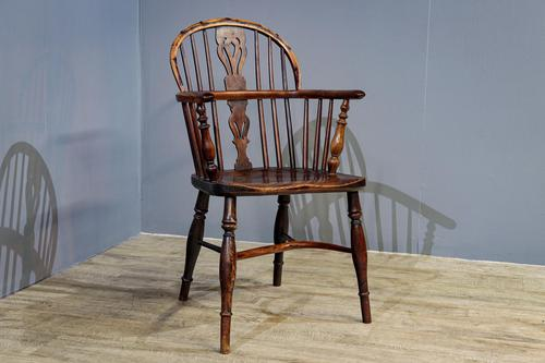 Lowbacked Windsor Chair (1 of 7)