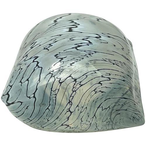 Decorative Art Glass Oude Horn Willem Heesen Signed Pillow Paperweight (1 of 27)