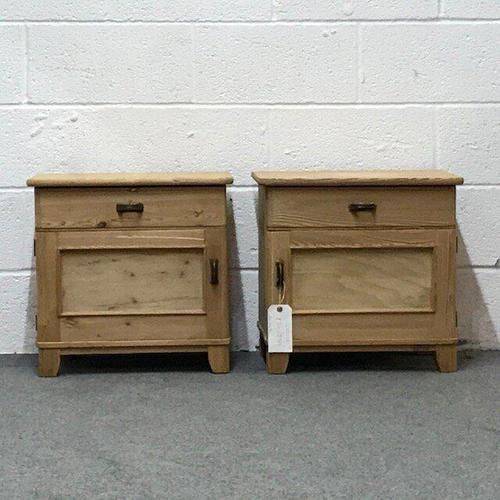 Pair of Small Bedside Cabinets (1 of 5)