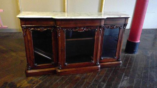 Rosewood Credenza (1 of 4)