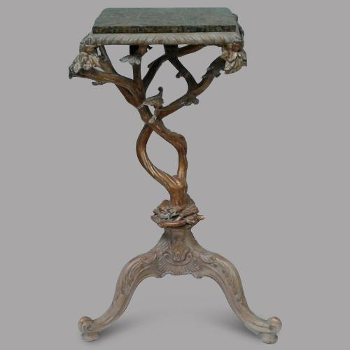 A Maitland Smith (philippines) Rectangular Marble Topped Table (1 of 4)